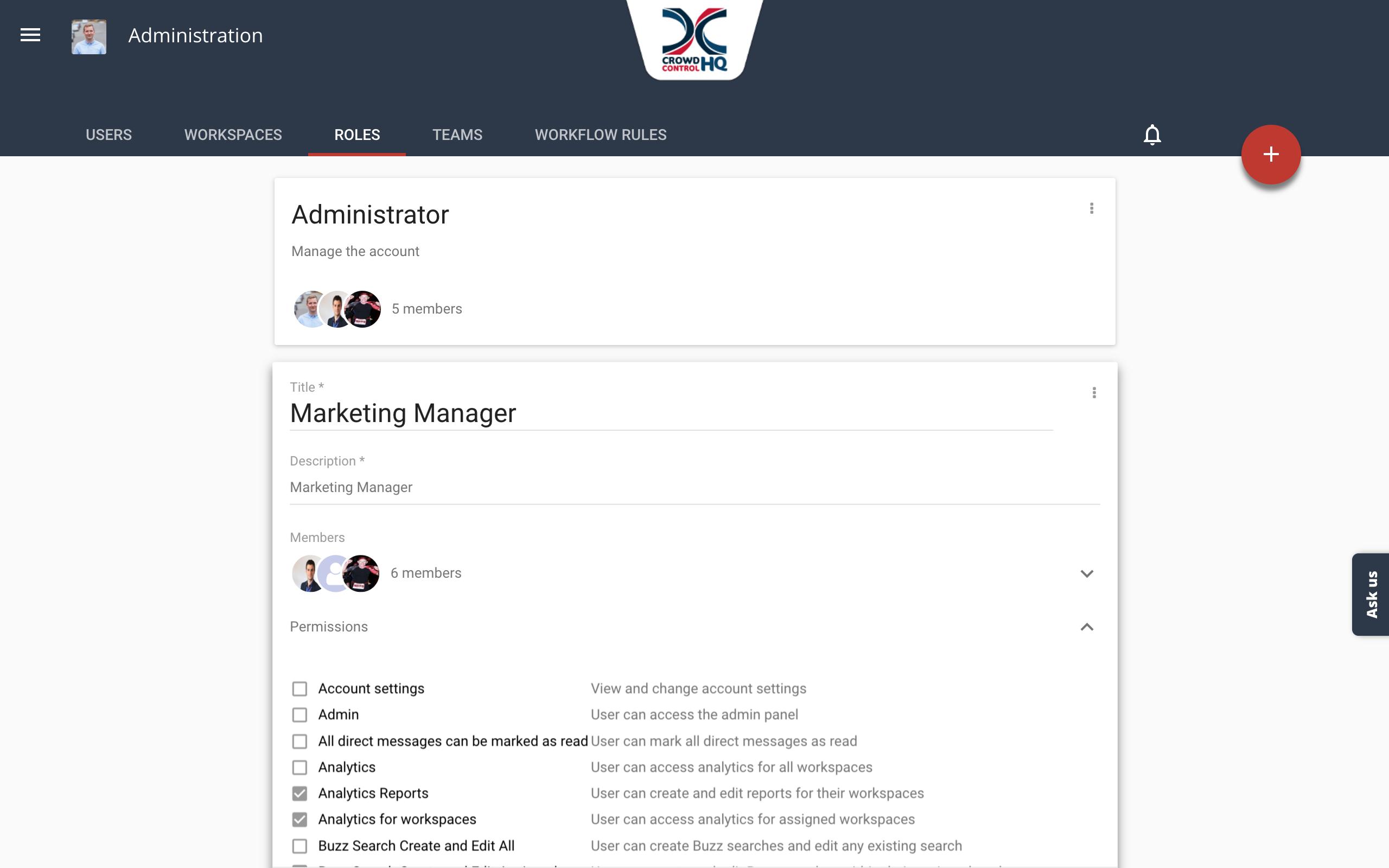 CrowdControlHQ Demo - Manage Social Media As A Team
