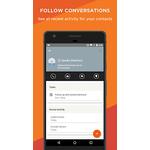 Tact Mobile Apps Screenshot