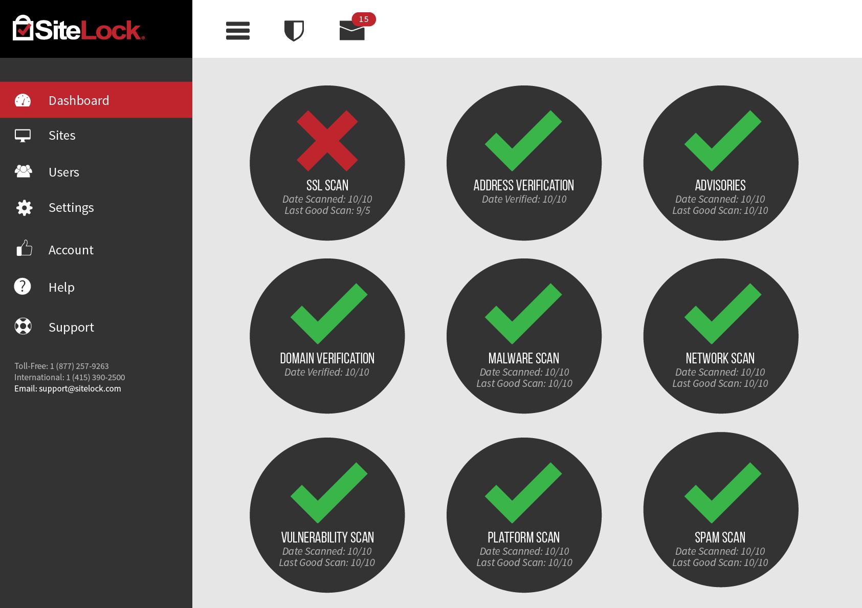 SiteLock Demo - SiteLock-Dashboard-Scanning.png