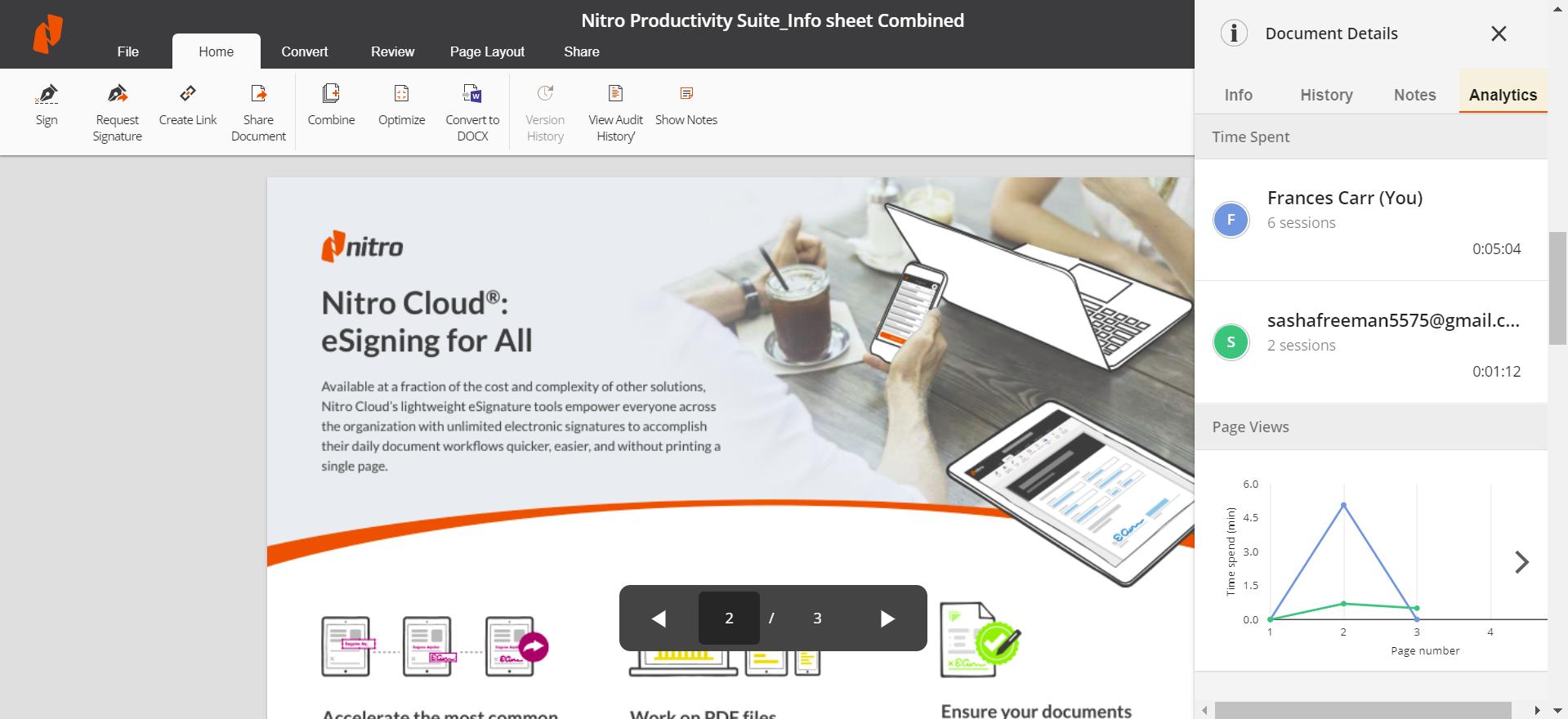 Nitro Productivity Suite Reviews 2019: Details, Pricing