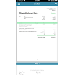 DocStar ECM Mobile Apps Screenshot