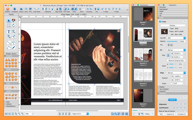 Scribus vs iStudio Publisher | G2