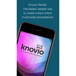 Knovio Mobile Apps Screenshot