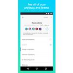Asana Mobile Apps Screenshot