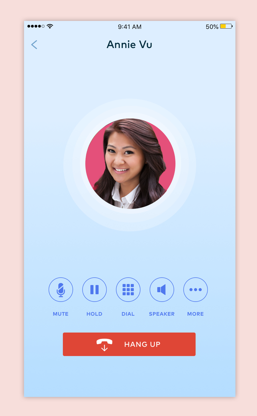 Dialpad Demo - Dialpad Mobile