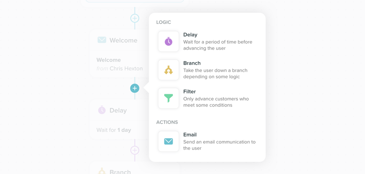 Vero Demo - Logic and Action steps