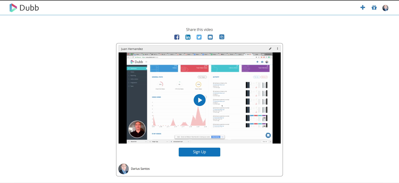 Dubb - Video Communication Platform Reviews 2019: Details