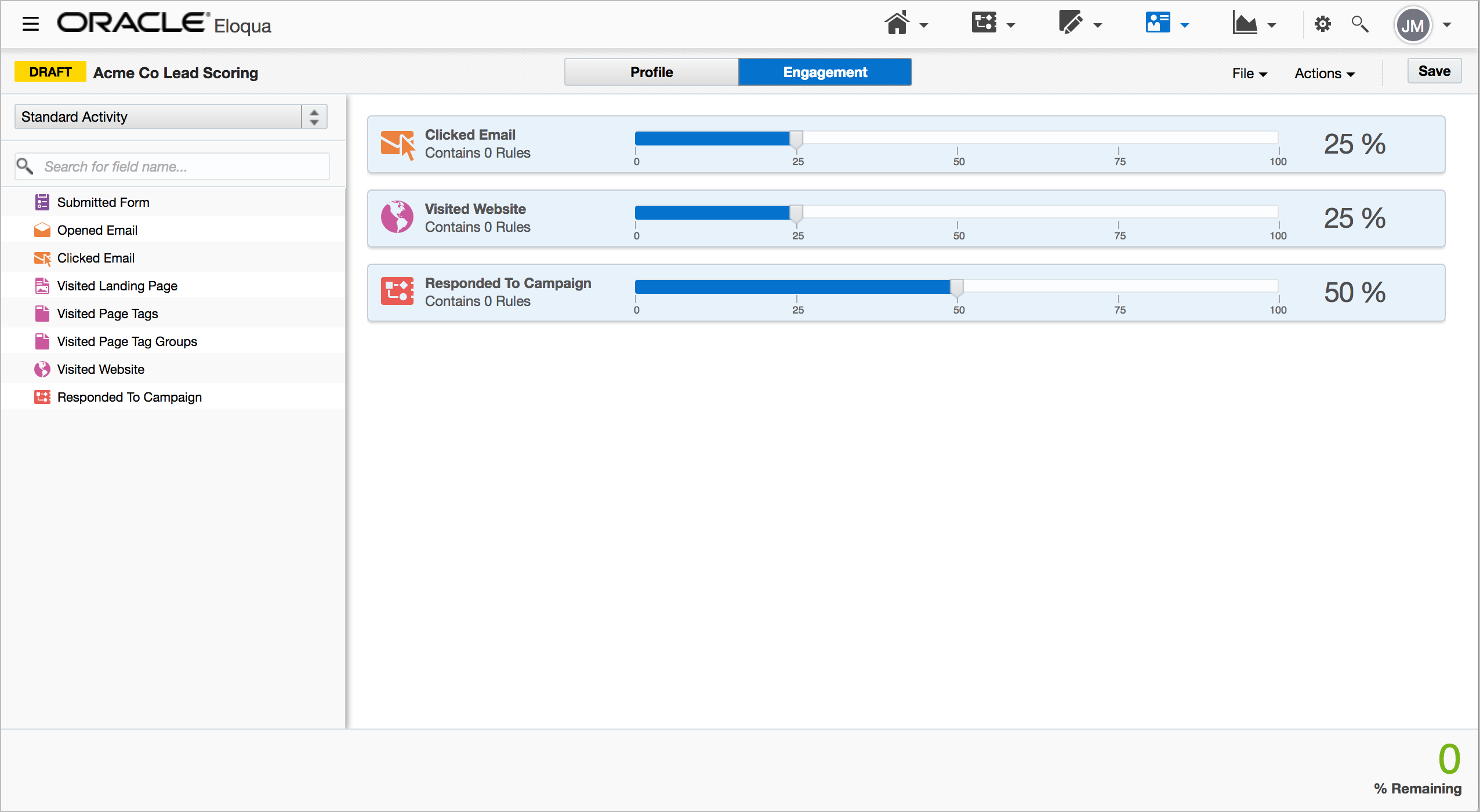 Oracle Eloqua Demo - Powerful Lead Management and Acceleration