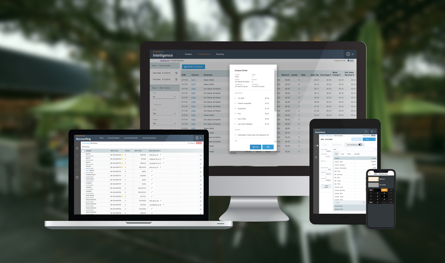 Compeat Software Demo - Compeat Products