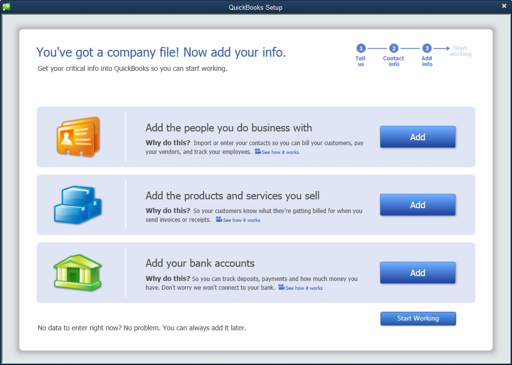 QuickBooks Desktop Pro Demo -  New to QuickBooks? Easy to set up, learn and use