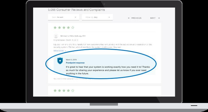 ConsumerAffairs.com Demo - Respond to Reviews