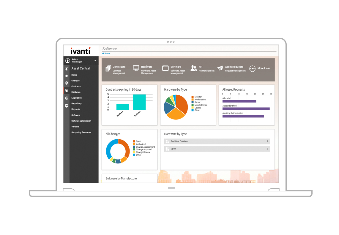 Ivanti Unified Endpoint Manager Demo - Manage Software Updates