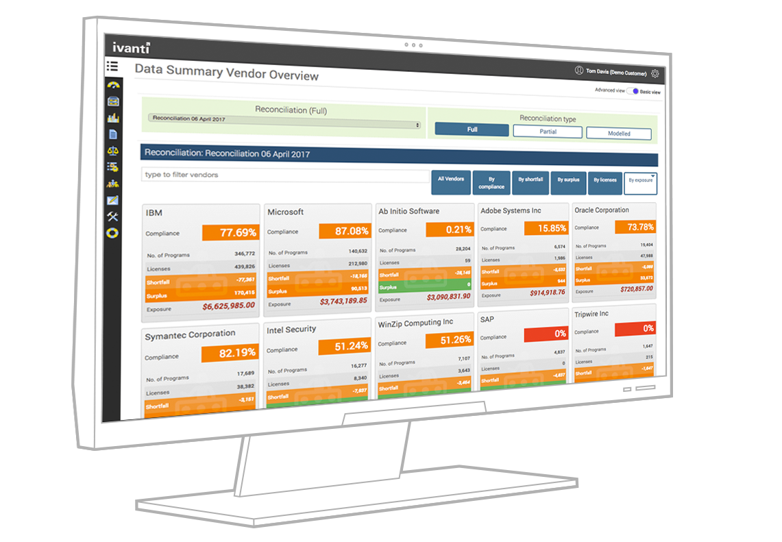Ivanti Unified Endpoint Manager Demo - Track everything