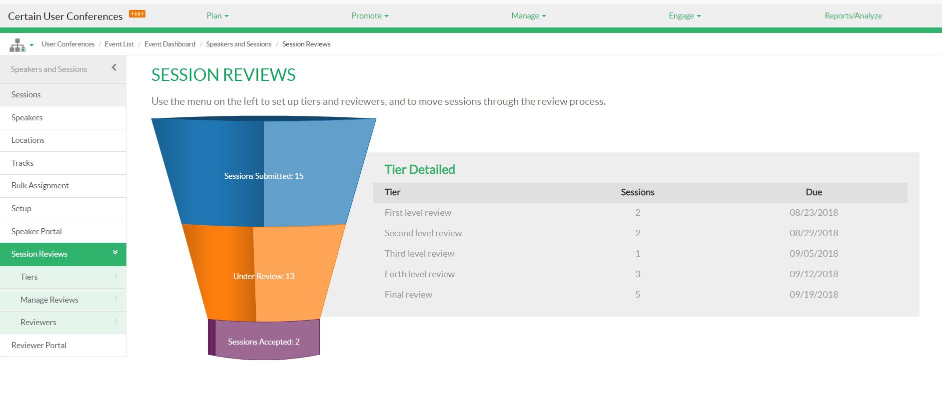 Certain Platform Demo - Reviewer Portal