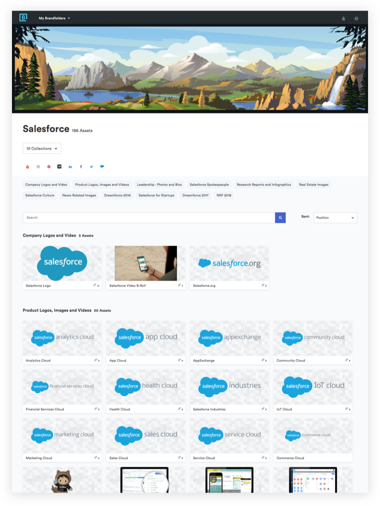 Brandfolder Demo - Brandfolder Customer Spotlight: Salesforce