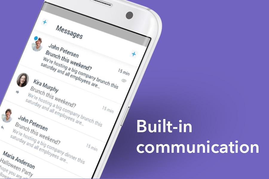 Planday Demo - Planday Communication
