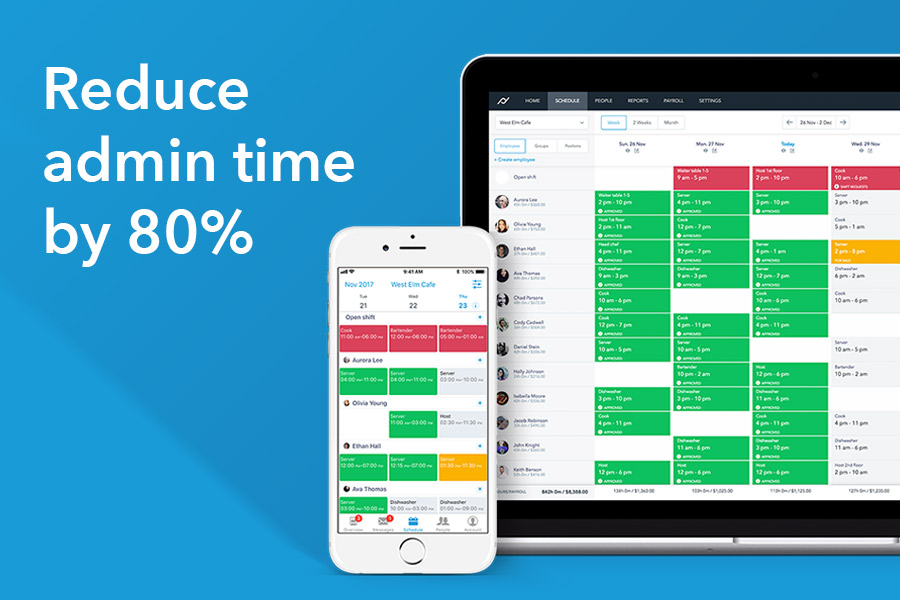 Planday Demo - Spend less time on admin with Planday