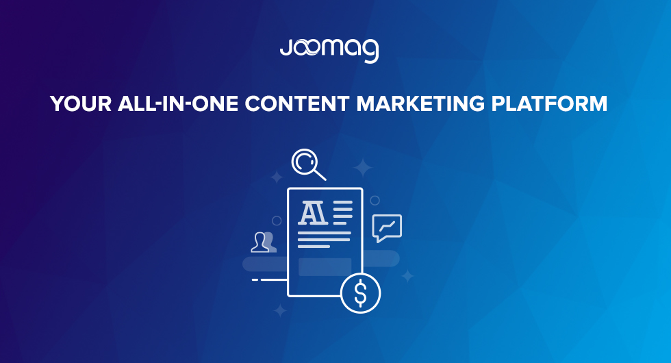 Joomag Demo - Interactive Content Marketing Platform