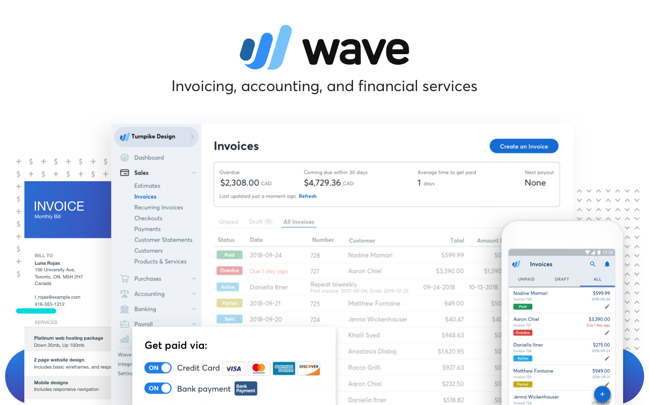 Wave Reviews 2019: Details, Pricing, & Features | G2