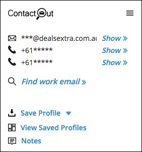 ContactOut Reviews 2019: Details, Pricing, & Features | G2