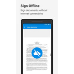 SignEasy Mobile Apps Screenshot