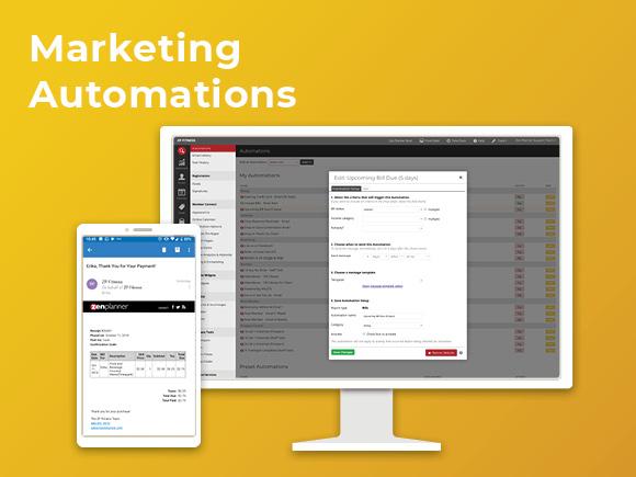 Zen Planner Demo - Marketing Automations