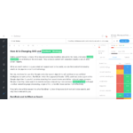 MarketMuse Demo - Optimize your content in real-time