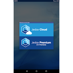 Jedox Mobile Apps Screenshot