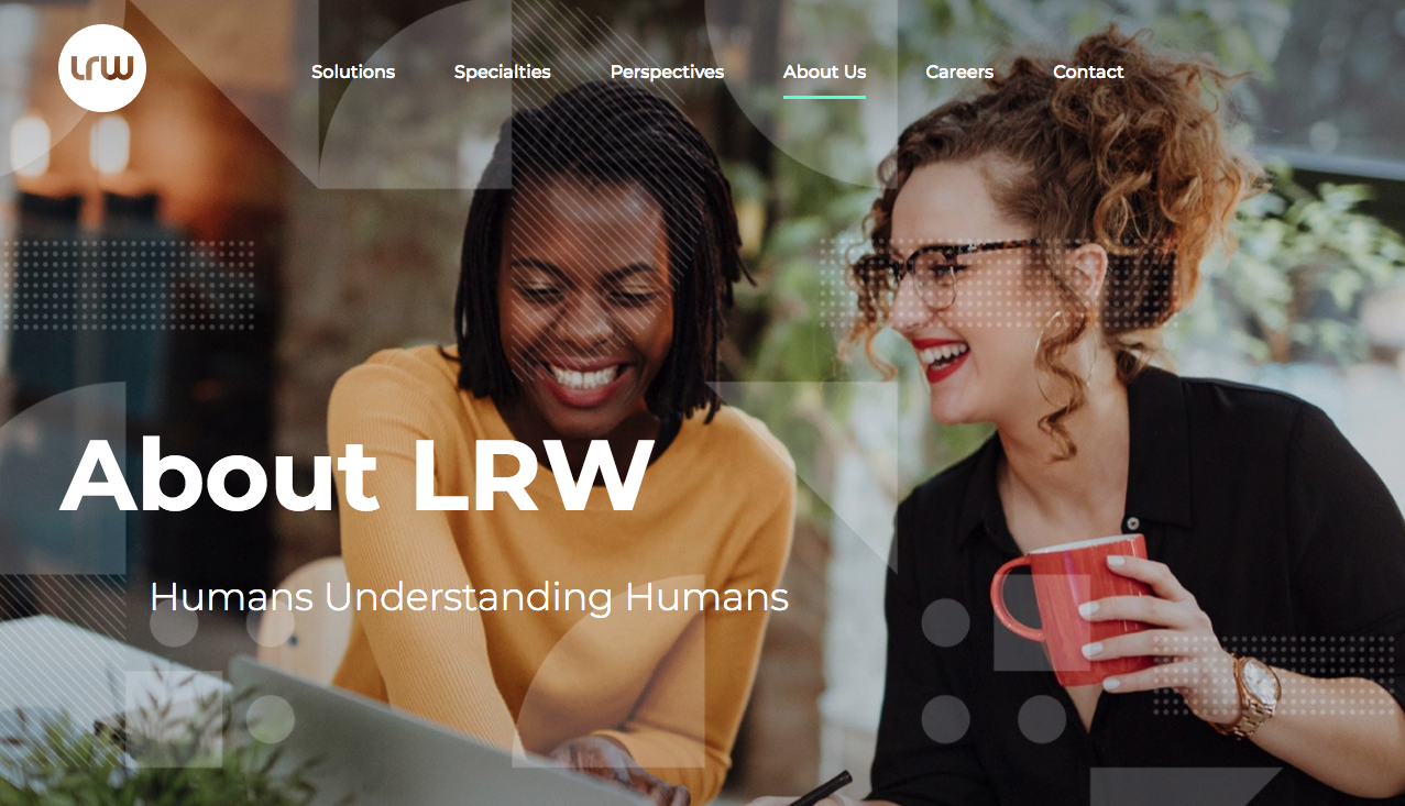 Salted Stone Demo - LRW's Website Redesign