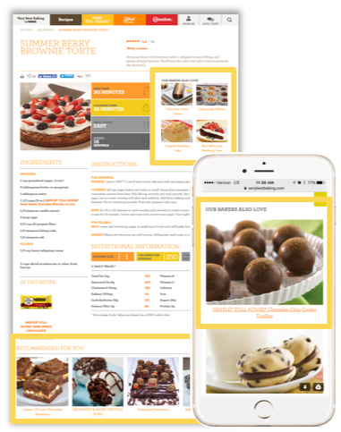 OneSpot Demo - Web & Mobile Content Individualization