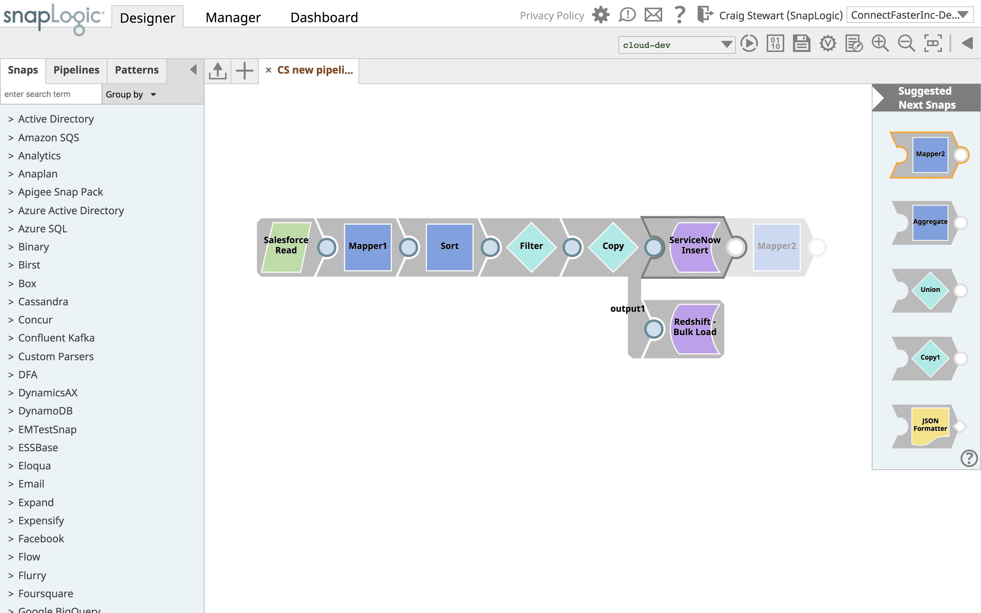 MuleSoft Anypoint Platform vs SnapLogic | G2