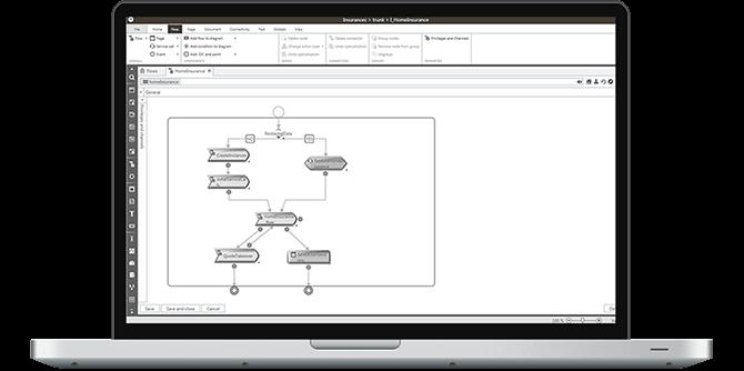 Backbase CXP Demo - Advanced Forms Studio