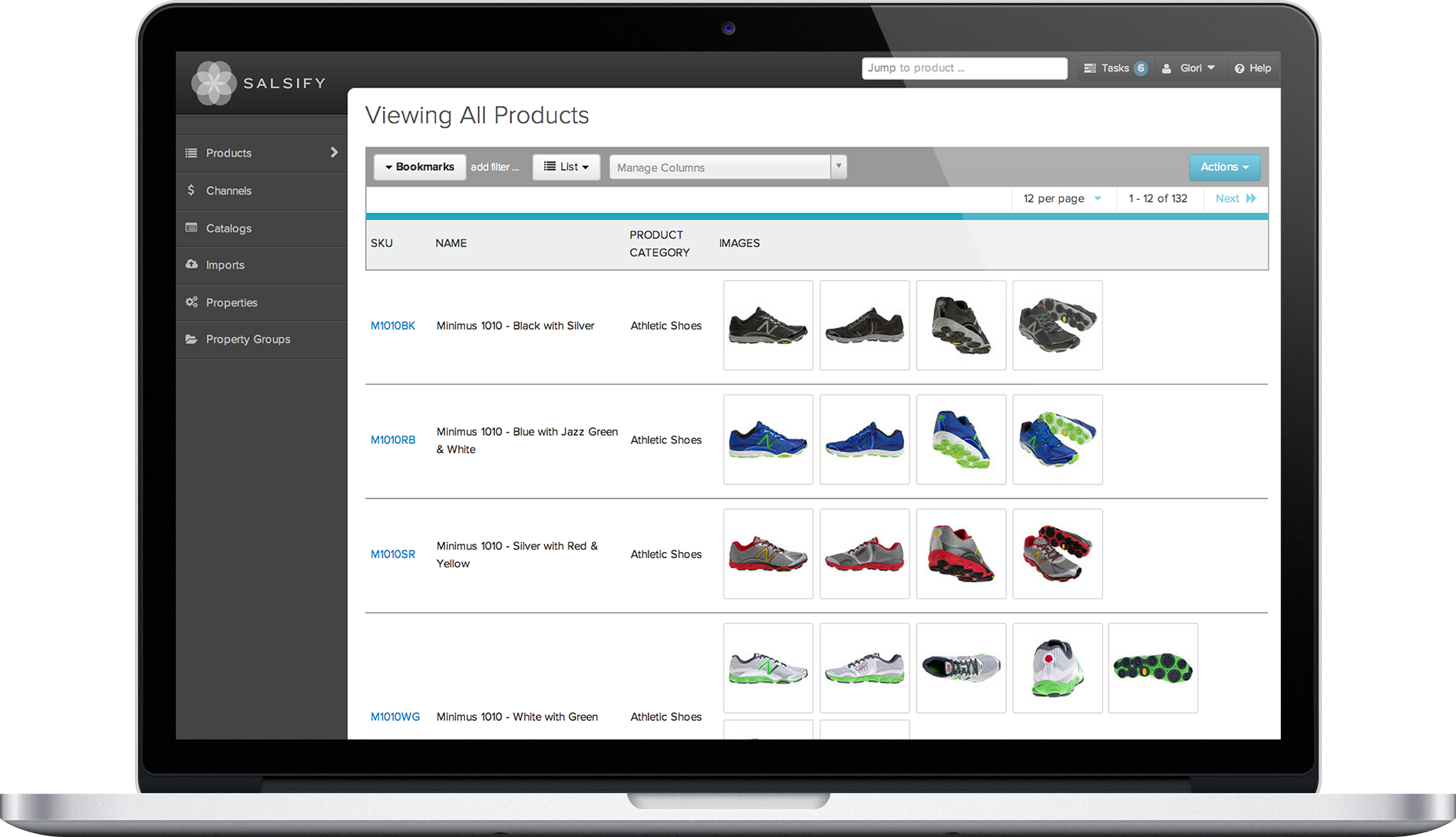 Salsify Product Experience Management Platform Demo - Central place for all product information