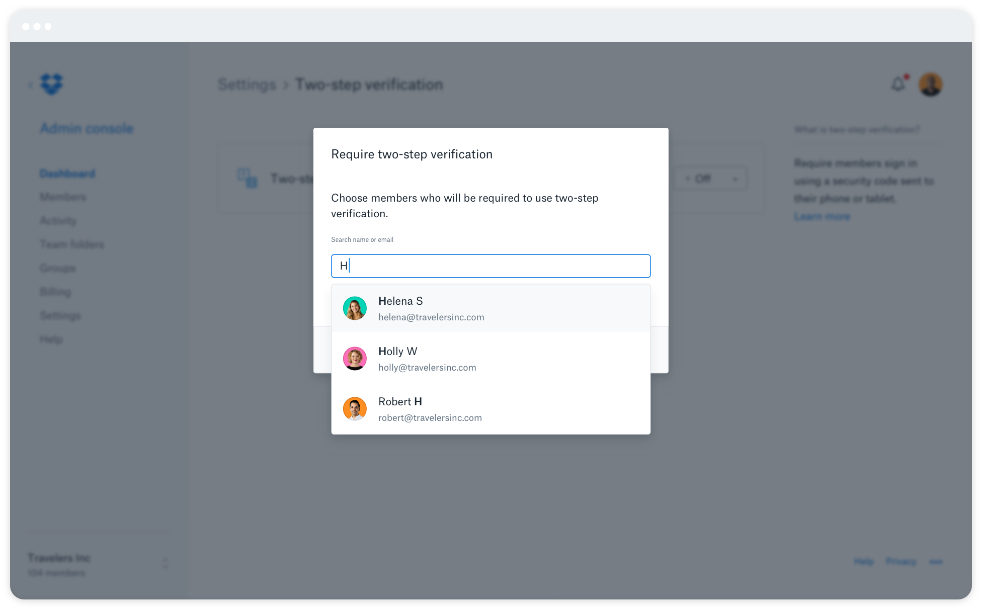 Dropbox Business Demo - Safe, secure, and reliable