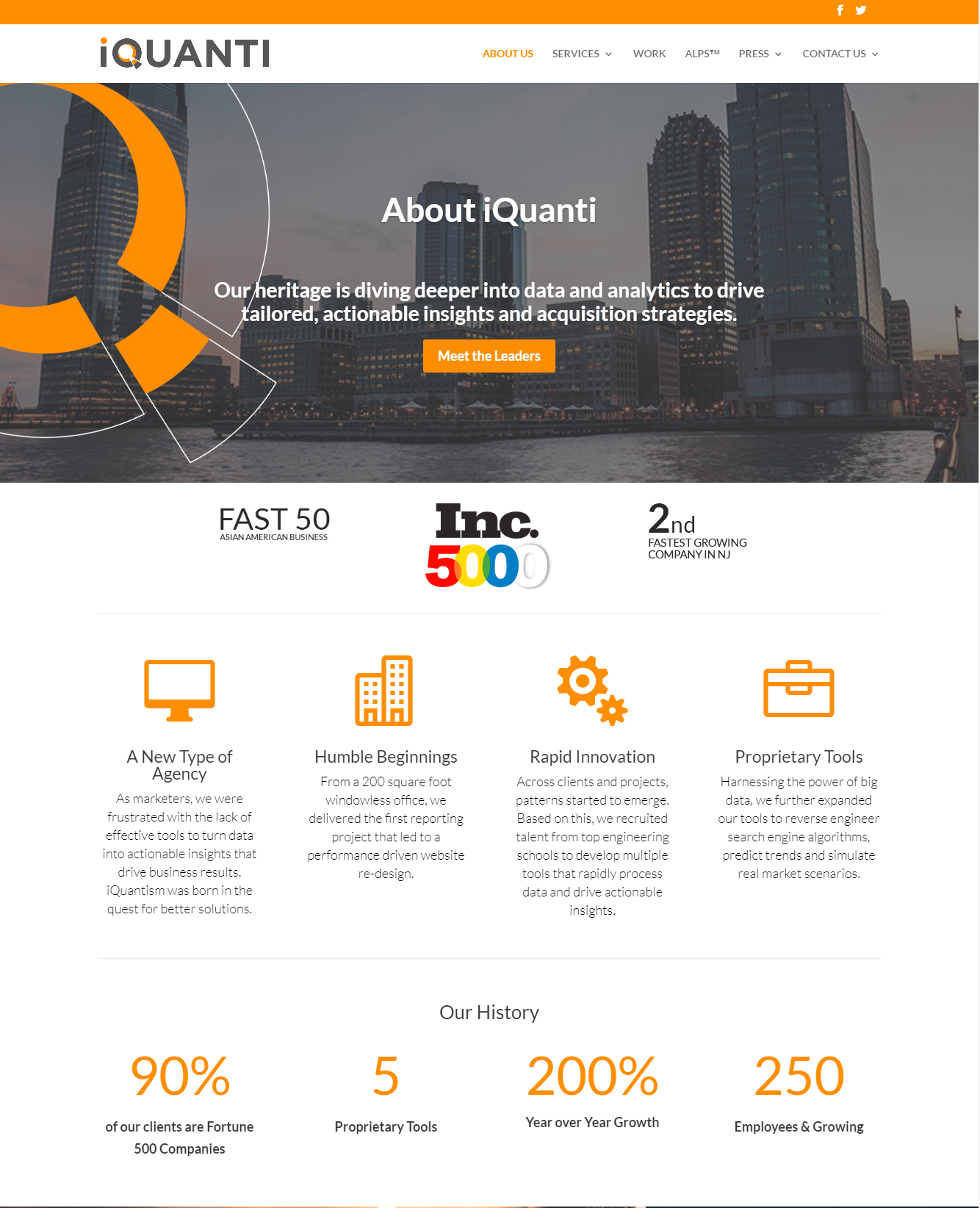 iQuanti, Inc. Demo - iQuanti | Digital Marketing Strategy for Enterprise Companies