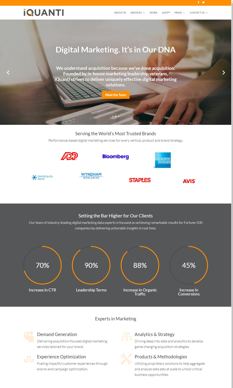 iQuanti, Inc. Demo - Digital Marketing. It is in our DNA. | iQuanti Digital Marketing Agency
