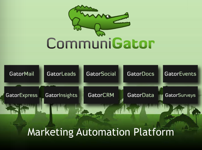 CommuniGator Demo - Marketing Automation - power and flexibility to execute integrated campaigns.