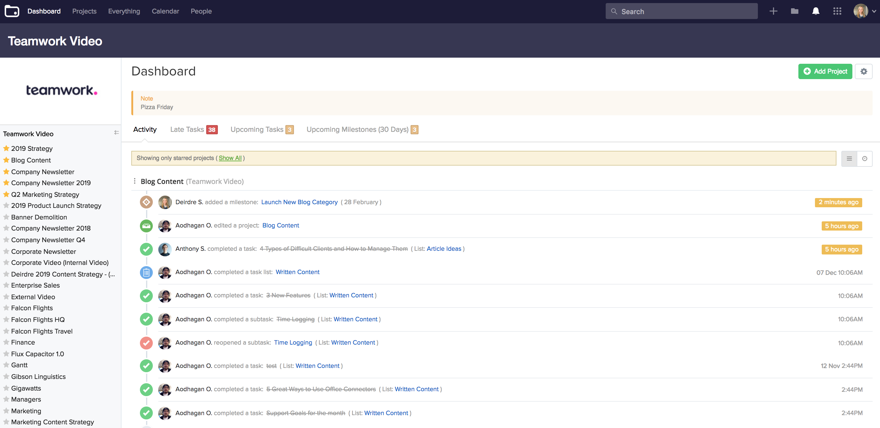 Teamwork Projects Demo - Projects-Dashboard.png