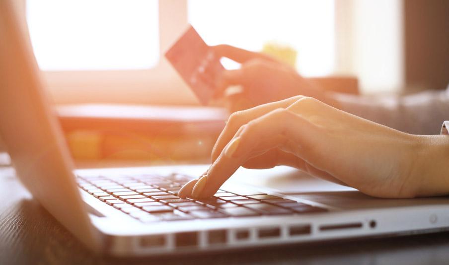 Blog commerce creditcard