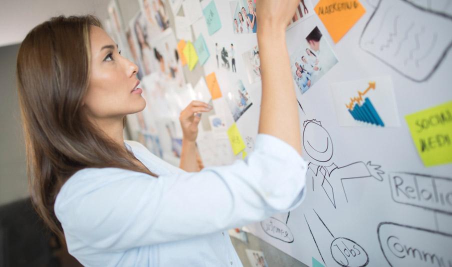 Blog marketingpr whiteboard