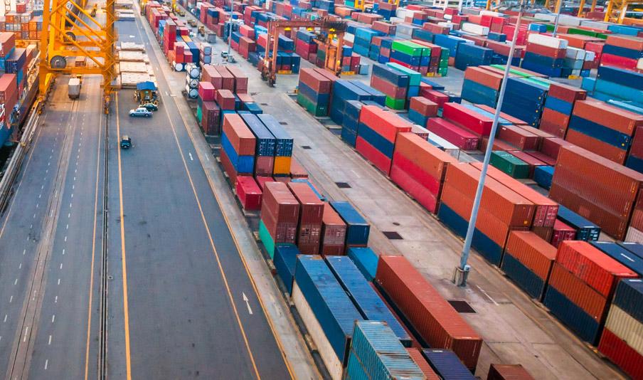 Blog logistics port