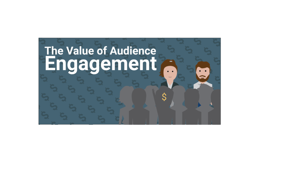 Value of audience engagement 1024x614
