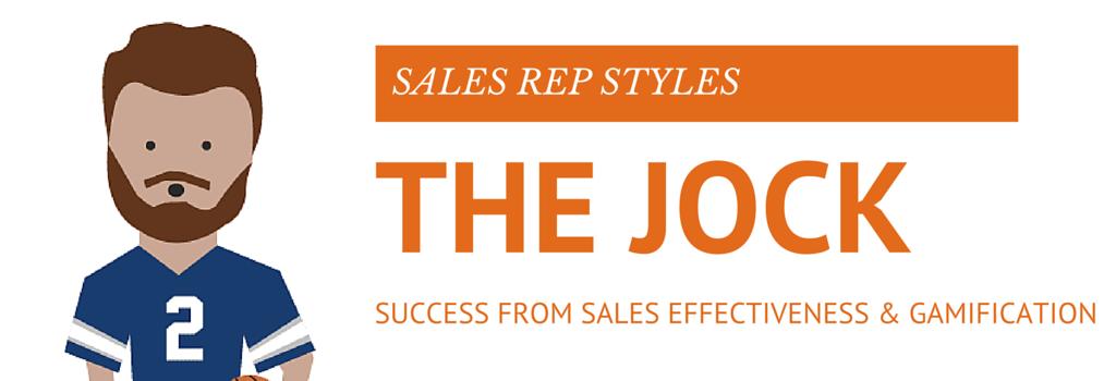 Sales the jock