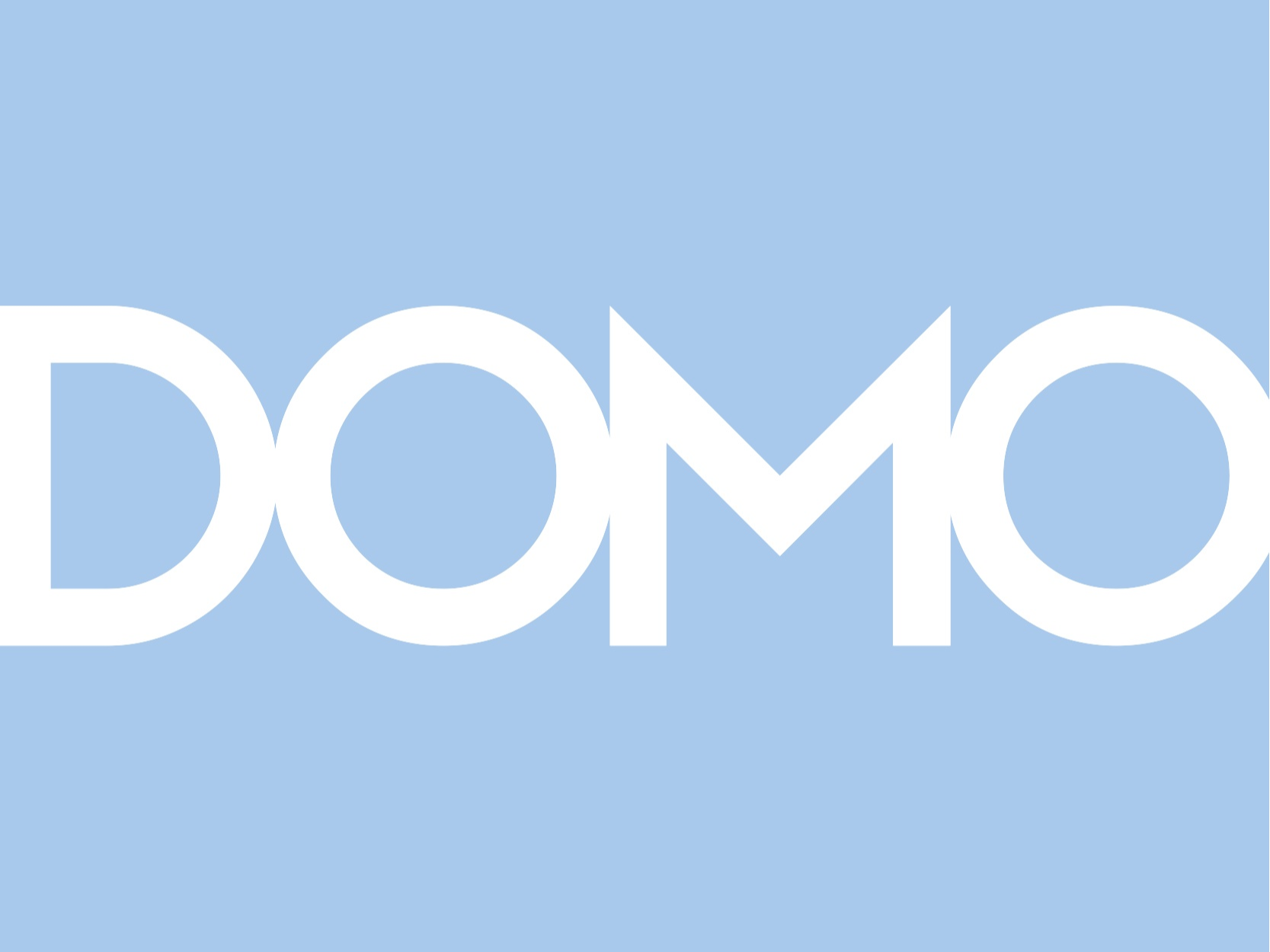 Domo logo feature