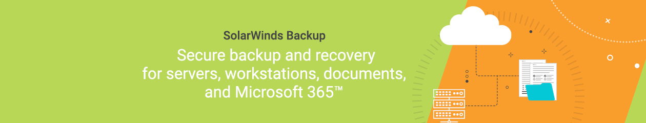 SolarWinds Backup