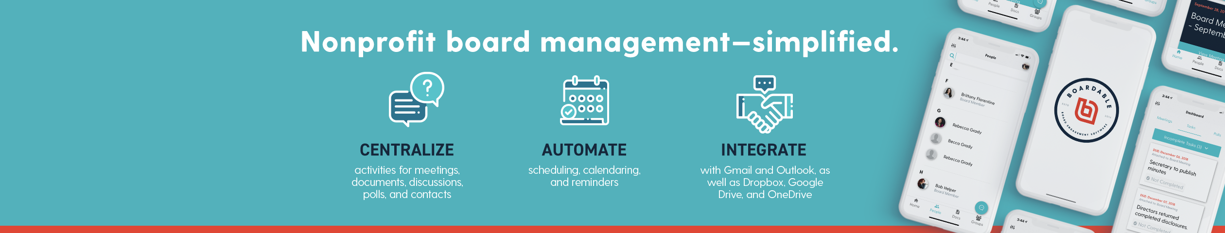 Boardable Board Management Software