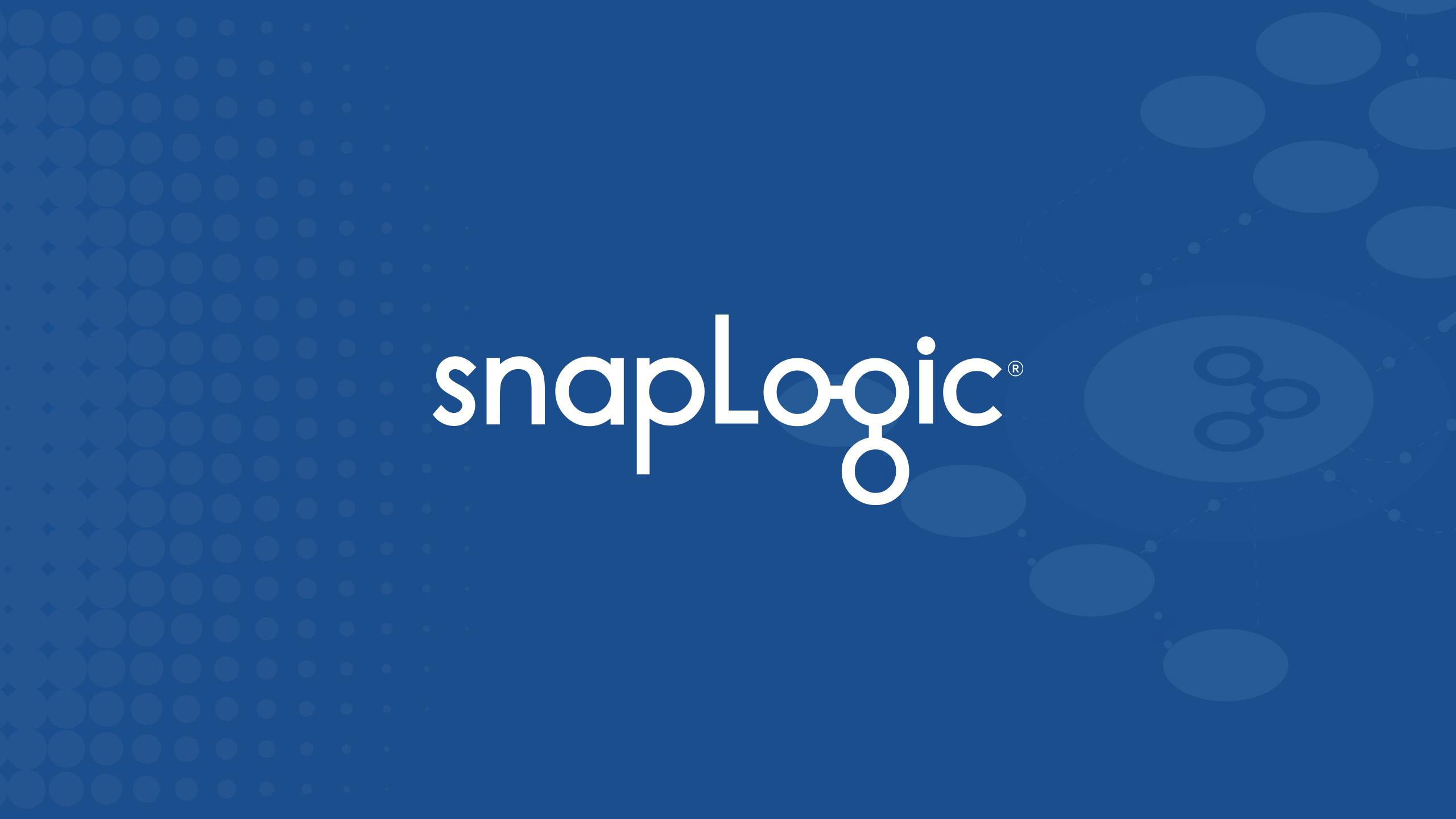 SnapLogic Intelligent Integration Platform (IIP)