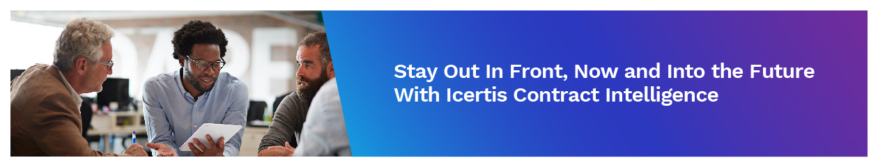 Icertis Contract Management Software