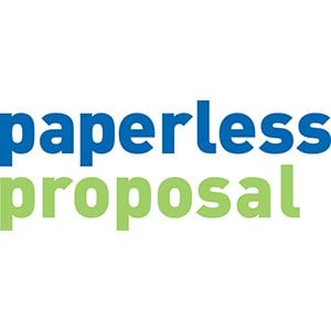 Paperless Proposal Logo