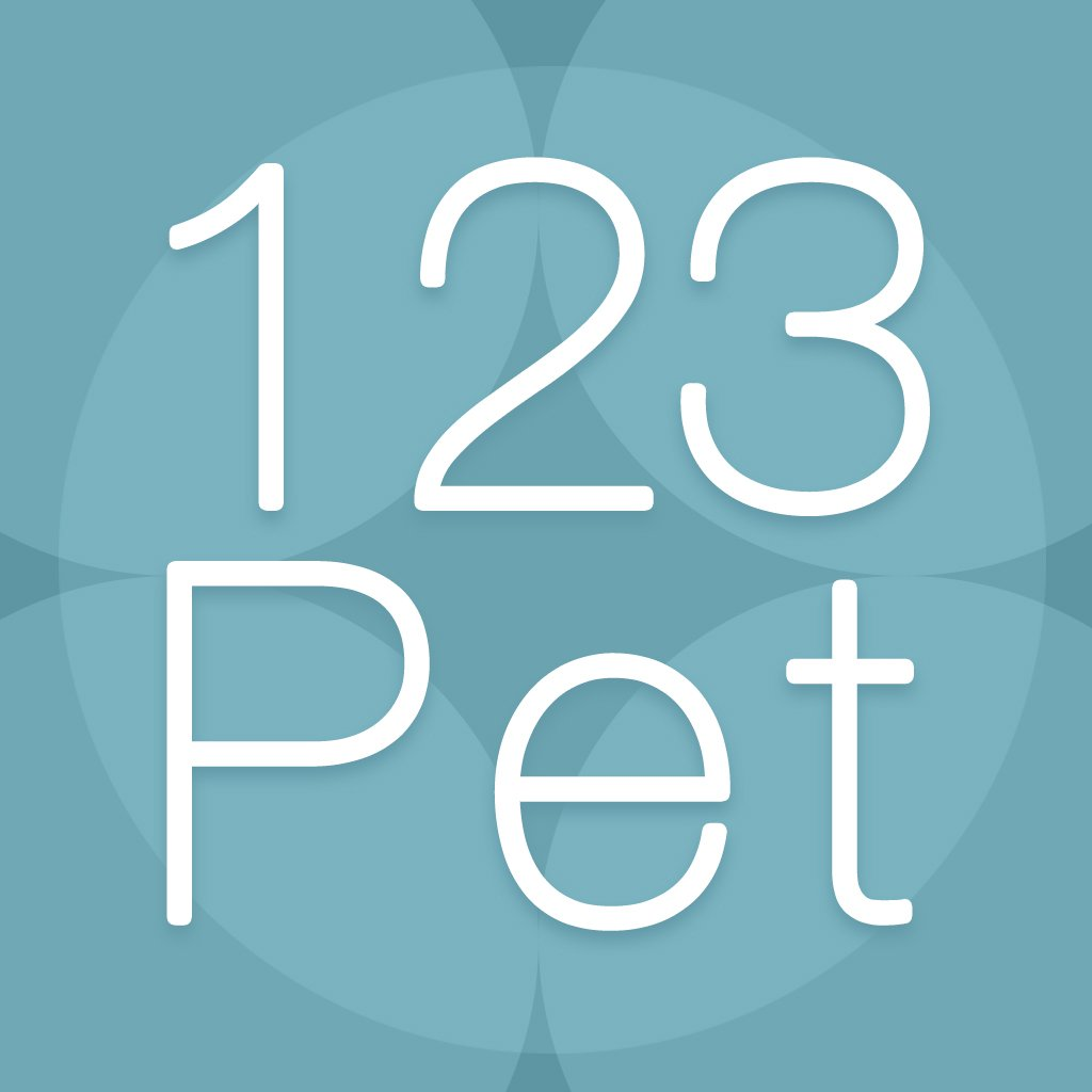 123Pet Software Logo